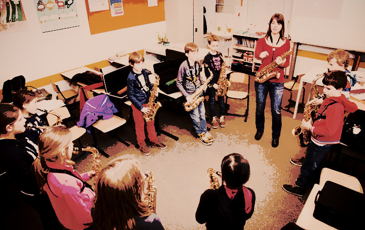 Kinderen laten kennismaken met een instrument: wat is het doel?
